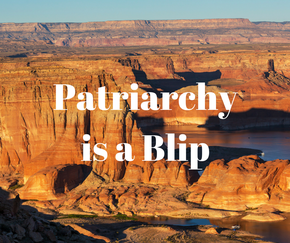 Patriarchy is a Blip