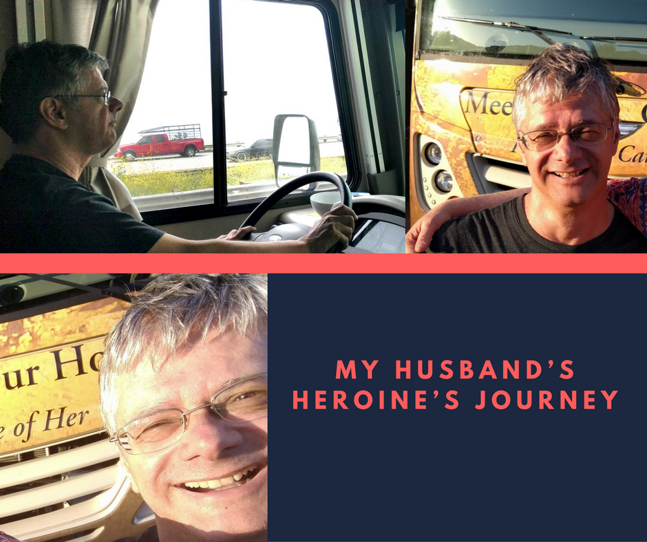 My Husband's Heroine's Journey
