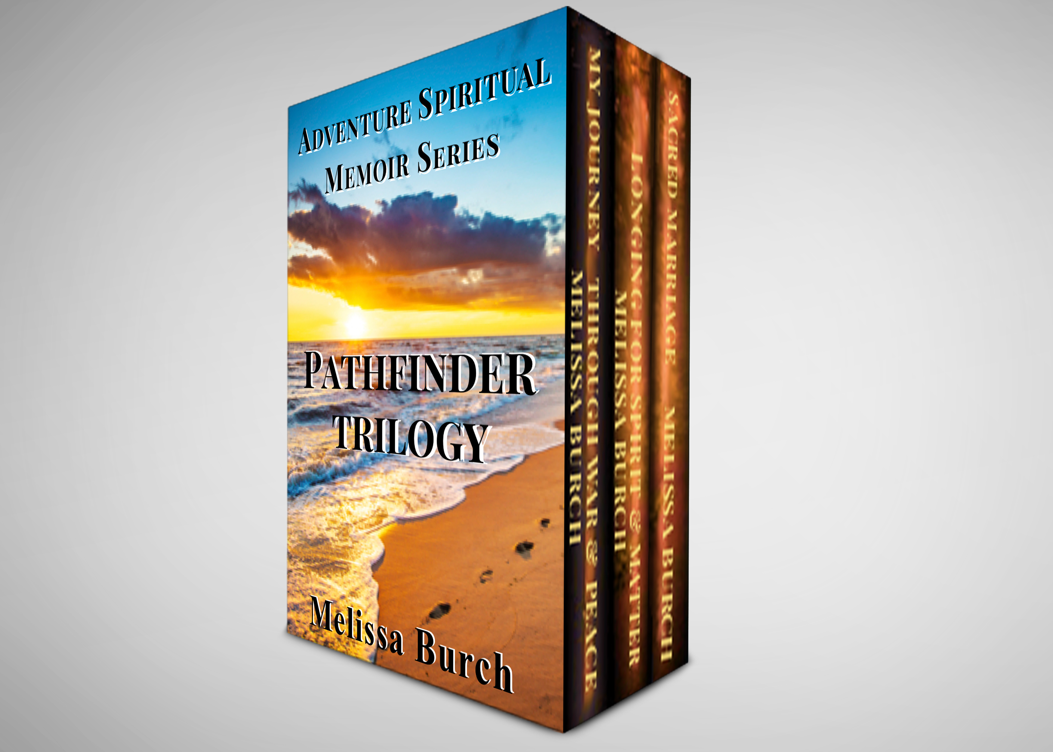 Pathfinder Trilogy: Adventurous Spiritual Memoir Series