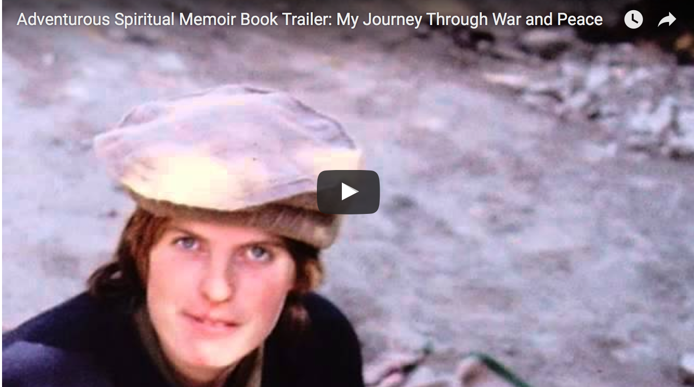 "Video Book Trailer of ""My Journey Through War and Peace"""