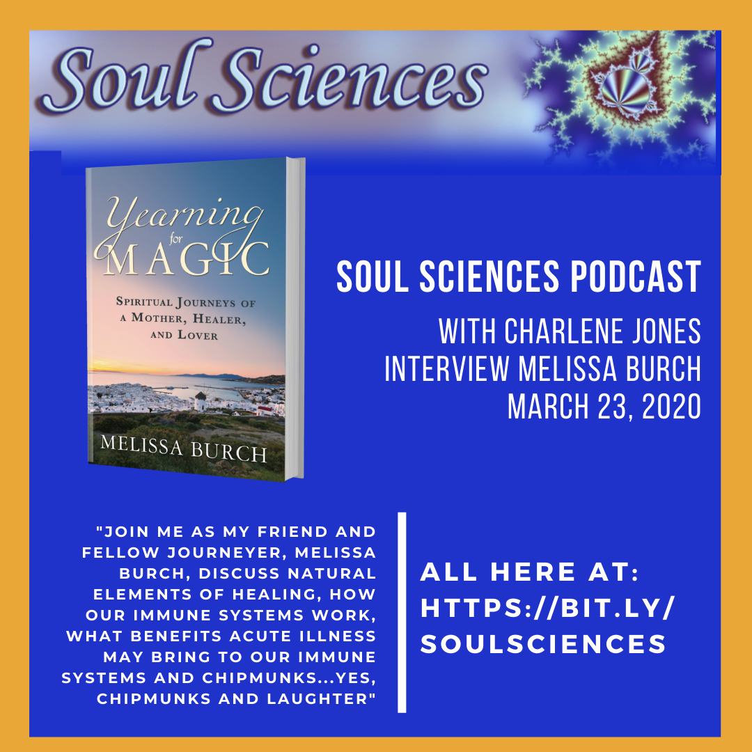 Soul Sciences Podcast Melissa Burch