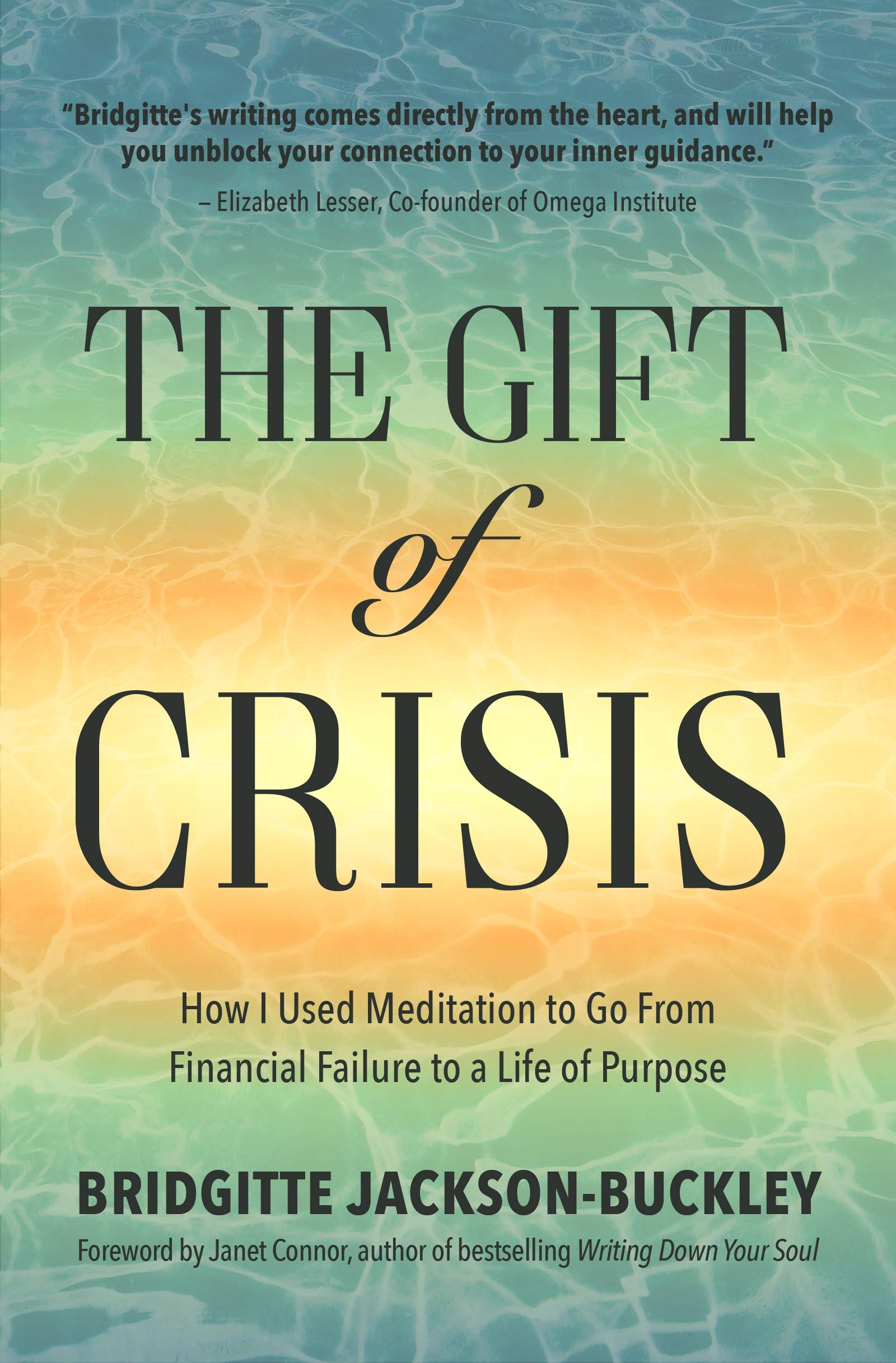 he Gift of Crisis- How I Used Meditation to Go From Financial Failure to a Life of Purpose